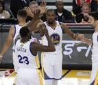 Warriors desean mejorar en su juego e incrementar la ventaja