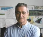 Patxi Chocarro San Martín, nuevo presidente de los arquitectos navarros