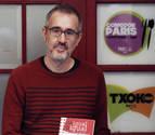 Patxi Irurzun presenta un libro con historias del París 365