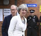 Los conservadores de May pierden la mayoría absoluta, según un sondeo