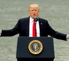 Trump dice a Irán que los países que