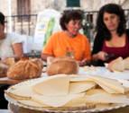 El queso de Roncal celebra este domingo su día grande