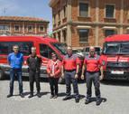 La División de Intervención de la Policía Foral