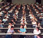 443 estudiantes se examinan en la UPNA de la segunda convocatoria de Selectividad