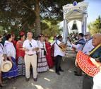 La tradición rociera se pasea por Rada