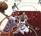 Los Cavaliers arrollan a los Warriors y fuerzan el quinto partido