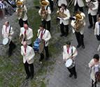 El cuatripartito deja a la procesión del Corpus sin La Pamplonesa