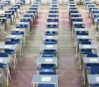 13.000 alumnos navarros de ESO y Bachillerato estrenan las recuperaciones de junio