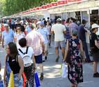 La Feria del Libro de Madrid termina con un aumento del 8 por ciento en sus ventas