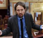 Iglesias condiciona el SÍ a una moción de censura del PSOE