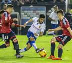 Osasuna ya sabe cuando jugará contra Cádiz, Albacete y Zaragoza