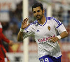 Ángel, goleador del Zaragoza, cerca de venir a Osasuna