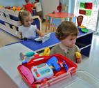 312 niños se quedan en lista de espera en las escuelas infantiles
