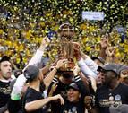 Durant logra el sueño de proclamarse campeón y MVP con los Warriors
