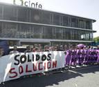 Un acuerdo laboral permite desconvocar la huelga en Cinfa