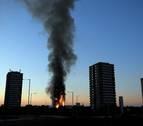 Scotland Yard da por muertos a los 58 desaparecidos en el incendio de Londres