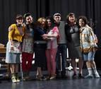 El grupo de teatro Caricaturas estrena su nueva obra en Villafranca
