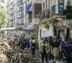 Una herida leve y dos crisis de ansiedad tras la caída de un ficus centenario en Murcia
