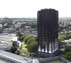 La Policía eleva a 80 los muertos en el incendio de Londres y no se descartan más