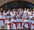 Echa a andar en Mendavia una escuela de jotas municipal