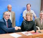 Gobierno y Euskaltzaindia firman un convenio de colaboración para 2017