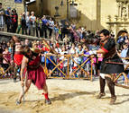 Mendigorría incluye una marcha popular en el Festival de Andelo