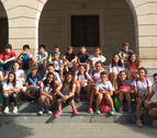 Los alumnos del IESO de Azagra crean el proyecto turístico Reyno Tour