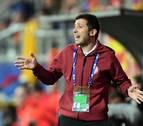 Merino repite suplencia contra Portugal en el Europeo sub-21