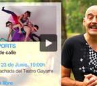 Agenda de Navarra en vídeo del 22 al 25 de junio