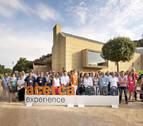 Una treintena de empresas participan en un encuentro organizado por Gas Navarra