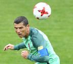 Un gol de Ronaldo salva a Portugal