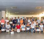 Cinco alumnos de la Escuela de Arte de Corella, premio Futuros Profesionales