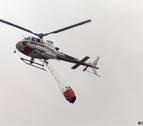 Desplegados los efectivos para la campaña de incendios forestales en Navarra
