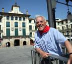 El jesuita Alberto Pérez Pastor 'Perico', Tudelano Popular 2017
