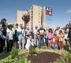 Barkos asiste al inicio de las obras de regeneración energética de la Chantrea