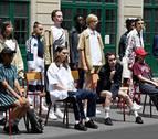 París se prepara para una Semana de la Moda a ritmo frenético