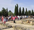 La 'Roma' de Andelos vuelve a florecer