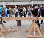 Arte y tradición se dan cita desde este jueves en la Feria de Artesanía de Navarra