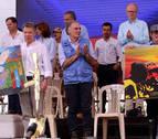 Santos da por cerrado el conflicto de más de medio siglo con las FARC