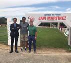 La Caixa beca a niños para que acudan al campus de fútbol Javi Martínez