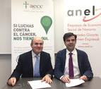 ANEL colabora con AECC en la lucha contra el cáncer