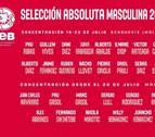 Los hermanos Gasol y Navarro, entre los preseleccionados para el Eurobasket