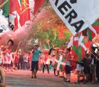 Homenajeados dos presos de ETA en tres días en Navarra