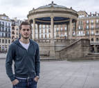 Goran Causic ultima su salida de Osasuna