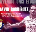 Osasuna ficha a David Rodríguez