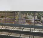 Una decena de heridos en el choque de un tren y un tractor en Toledo