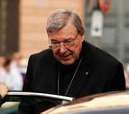 El Vaticano mantiene la excedencia al cardenal Pell tras su juicio en Australia