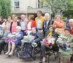 Barañáin homenajea a sus mayores y les hace protagonistas de las fiestas