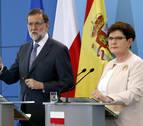 Rajoy avanza que el Gobierno subirá al 3% la previsión de crecimiento de 2017