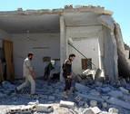 La OPAQ confirma el uso de gas sarín en un ataque contra una localidad siria